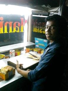 Awi en Jakarta Indonesia