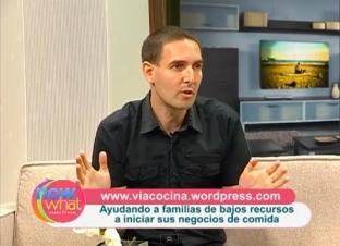 entrevista con Now What TV