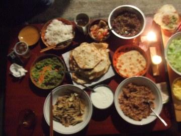 comida mexicana para amigos en Japón