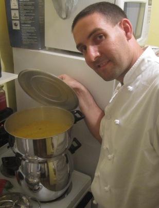 para cocinar el cuscús