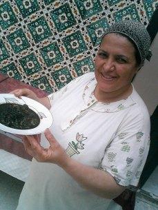 Fatma en Túnez