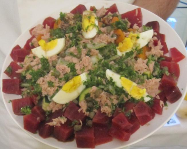 ensalada tunecina