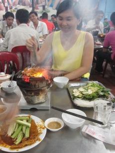 Celine in Vietnam