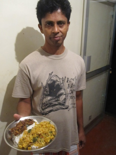 Waduge in Sri Lanka