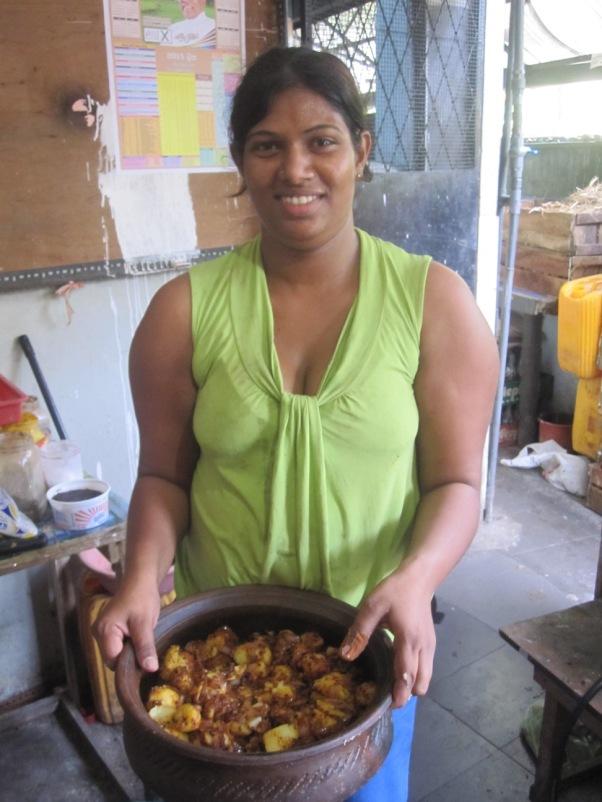 Asha en Sri Lanka