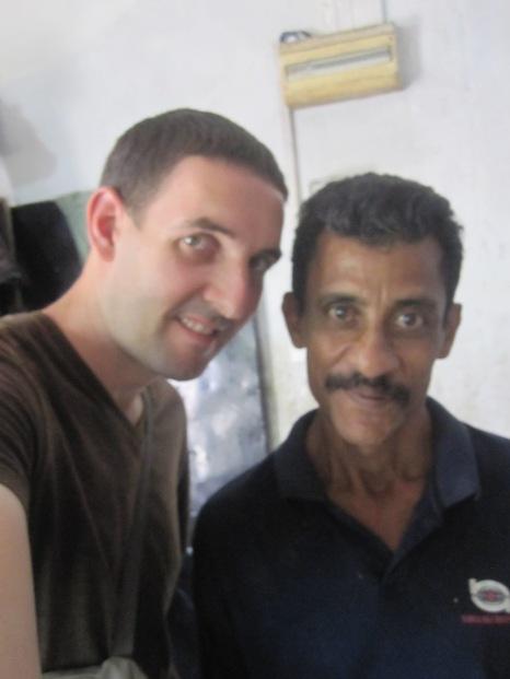 Kapila en Sri Lanka