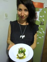 Guru Raquel in DF Mexico