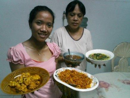 Jeanny y Marta en Jakarta Indonesia