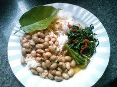 plato de Indonesia