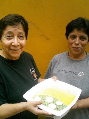 Mamá, Iliana en Lima Perú