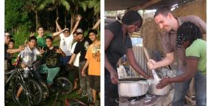 Filipinas y Mozambique