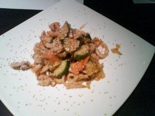 ensalada coreana