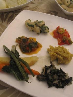 platos mozambicanos