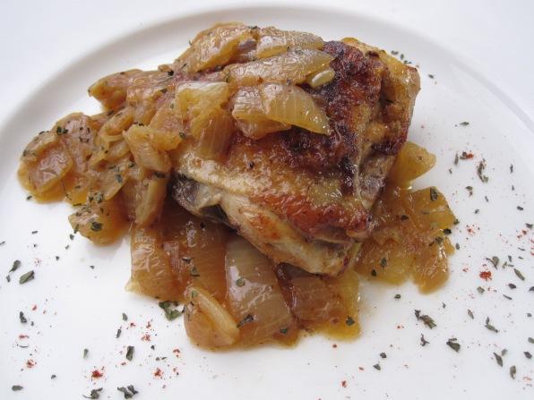 pollo yassa de senegal