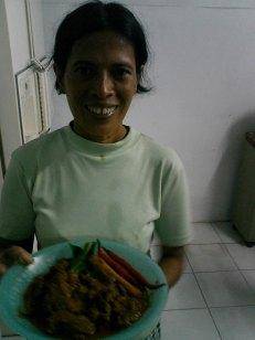 Sondang en Jakarta Indonesia