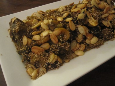 cordero dulce de Túnez