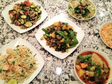 platos tailandeses