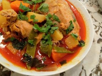 curry massaman tailandés - massaman thai curry