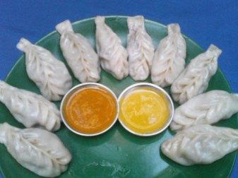 Nepali Veg momo