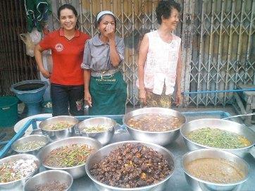 Ying, Jumpa, Rai en Tailandia