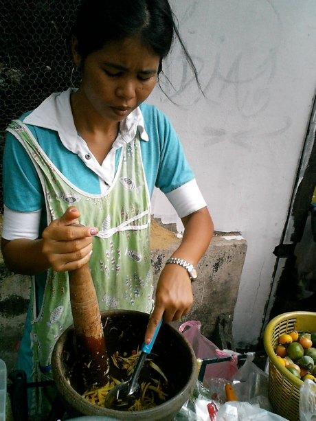 Yupin en Tailandia