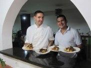 Con Felipe de La Ventana - Comida Sostenible  With Felipe, Social Entrepreneur at La Ventana - Comida Sostenible