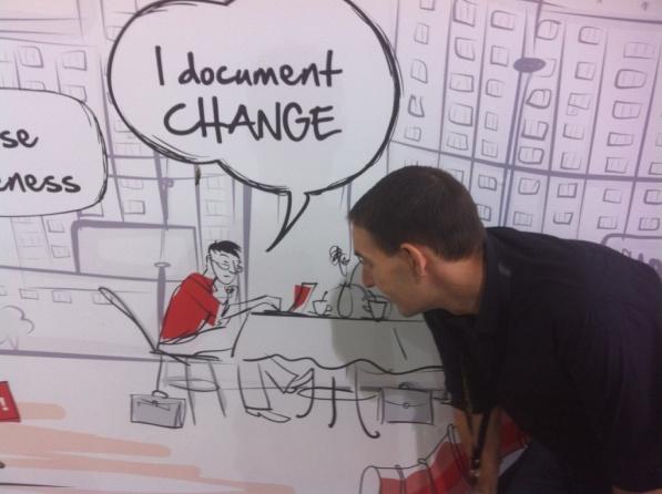 I Document Change Too!