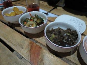Banchan Photo courtesy of http://medellinliving.com