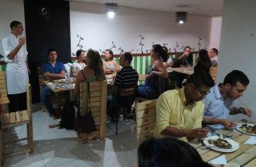 Hanlando del proyecto social. Photo courtesy of http://medellinliving.com