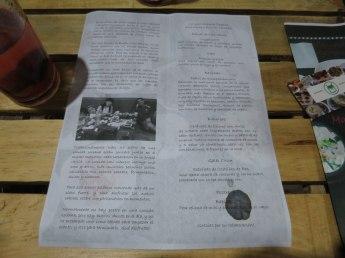 Menú coreano - foto http://medellinliving.com Korean menu, photo courtesy of http://medellinliving.com