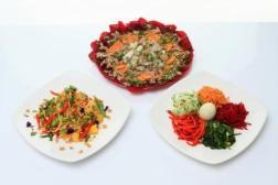 4 platos saludables