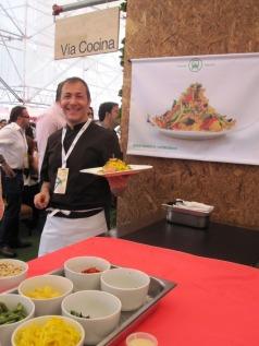 Chef Davide Bossi